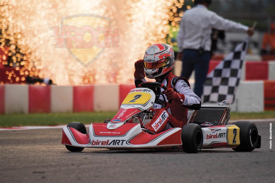 FIA World, Lonato - KZ/KZ2 e Academy Trophy: Kremers, Denner e Siksnelis campioni