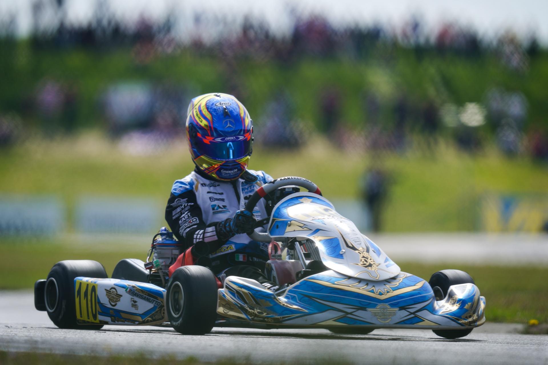 FIA World Championship - Alaharma, anteprima