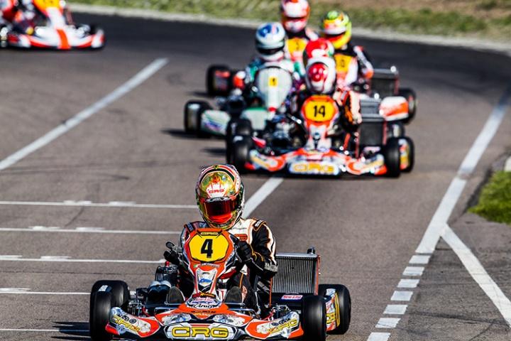 Campionato del Mondo Karting in Svezia