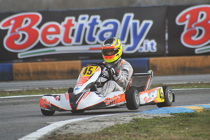 Cambio di leadership nelle classifiche WSK Super Master Series