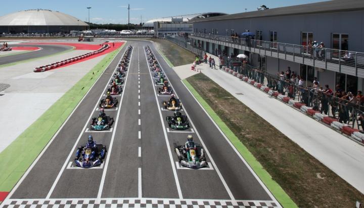 Tutti i campioni del Tricolore Karting 2017