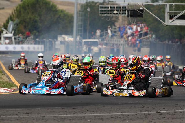 Le date 2015 del Campionato Italiano ACI Karting,   Trofeo Nazionale e Coppa Italia