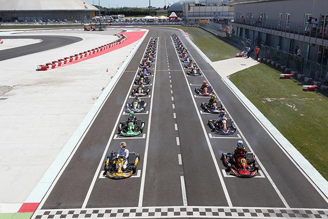 Definite le sedi del Campionato Italiano ACI Karting