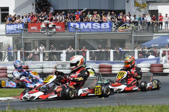 Conclusione del Campionato Europeo CIK-FIA KZ e KZ2 a Genk