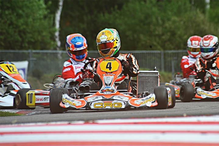 CIK-FIA EUROPEAN CHAMPIONSHIPS KZ - KZ2 & ACADEMY TROPHY A GENK (B) - CLASSIFICHE DI CAMPIONATO