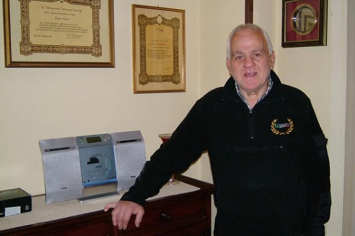 Lutto nel mondo del kart, è scomparso Calogero Vanaria