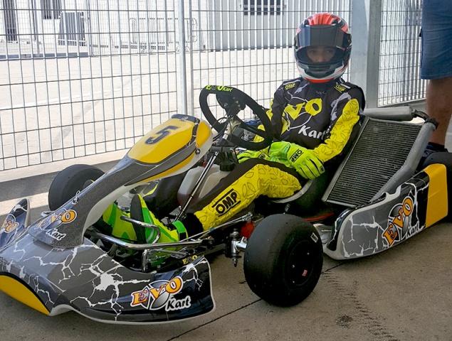 Laganella ed Evo Kart insieme per un finale di stagione al top