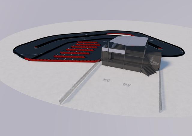 Proseguono i preparativi del 1° Karting Expo di Adria