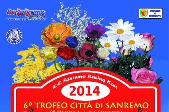 6° Trofeo Città di Sanremo - 8° Memorial Luca Guazzoni