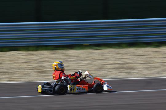 Si torna in autodromo a Modena