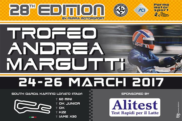 Aperte le iscrizioni al Trofeo Andrea Margutti