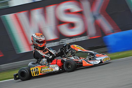 CRG e Max Verstappen campioni della WSK Master Series in KZ2, Eliseo Martinez campione 60 Mini con Gamoto Racing