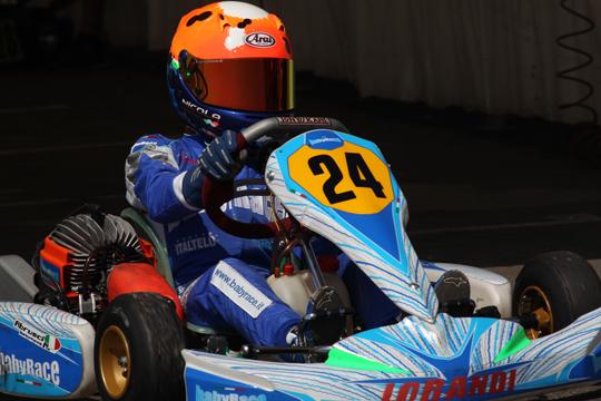 Al Motorsport Expotech di Modena la Premiazione ACI CSAI dei Campioni del Karting