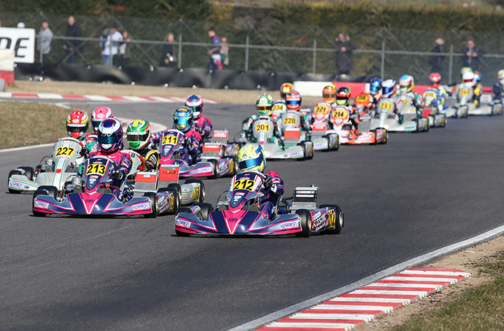 22a Winter Cup - Manche di qualifica
