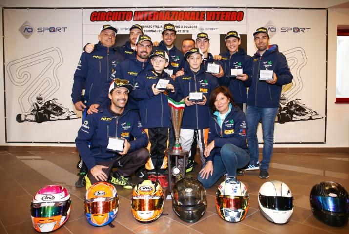 La Lombardia espugna Viterbo e si aggiudica il Campionato Italiano per Squadre Regionali