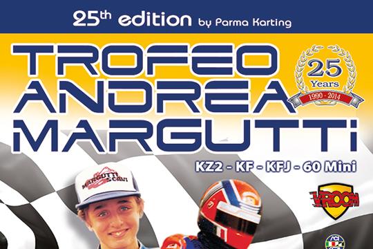 Dal 3 Febbraio iscrizioni aperte al 25° Trofeo Andrea Margutti