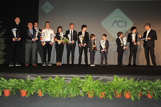 A Modena premiati i campioni del karting ACI CSAI. Lorandi e Macaluso star della serata di gala
