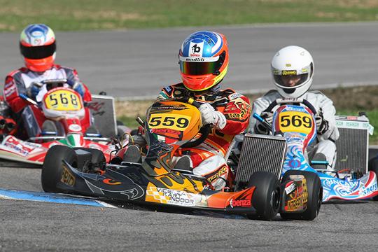 Al Circuito South Garda Karting sabato 14 settembre premiazioni ACI-CSAI per i Campionati 2012 Nord Italia