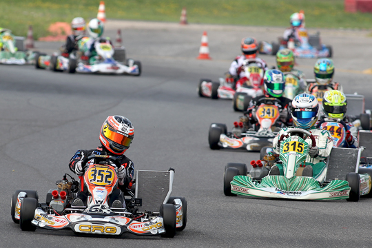 Evento record a Lonato: 261 piloti al Trofeo d'Estate