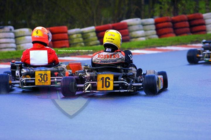 Kerpen 2001, il karting entra in tutte le case grazie a Michael Schumacher