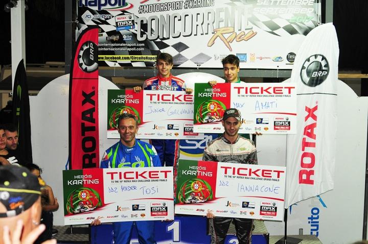 Rotax Max, Finale Nazionale alla Pista Azzurra di Jesolo