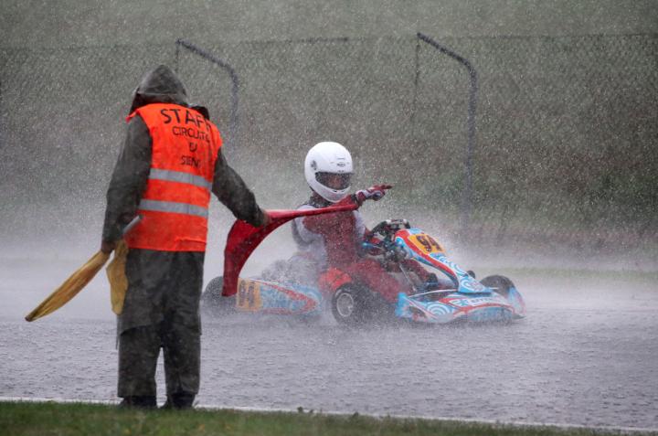 Concluso il Challenge Italia ACI Karting di Area