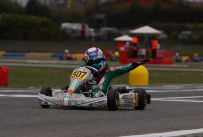Doppio trionfo al 7 Laghi per Tony Kart