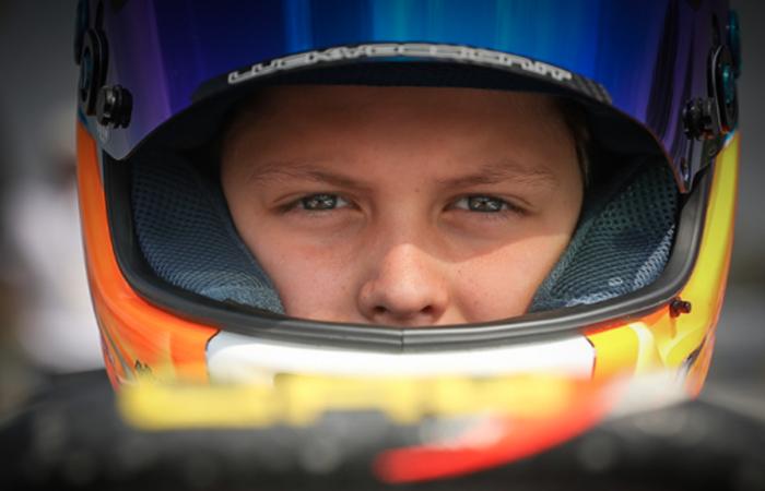 Van Hoepen nuovo volto Tony Kart