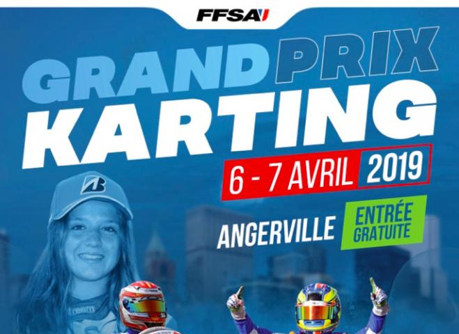 """FFSA - Diversi """"internazionali"""" nella tappa di Angerville"""