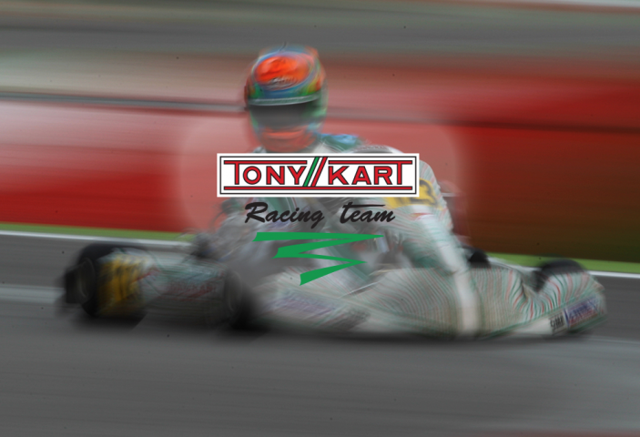 Piloti e gare 2018 del Tony Kart Racing Team