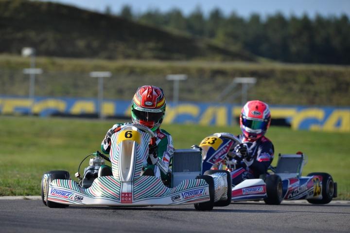 Tony Kart nella nella top 5 del FIA Karting World Championship OK in Svezia