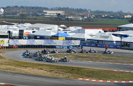 Importanti adesioni al 25° Trofeo Andrea Margutti
