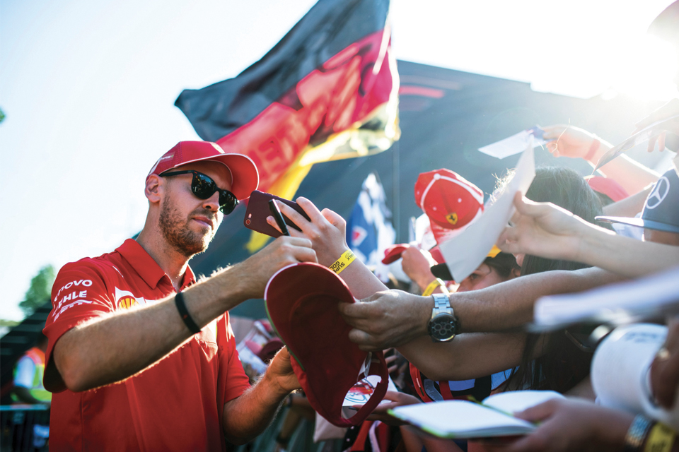 "Sebastian Vettel: ""Il kart costa troppo!"""