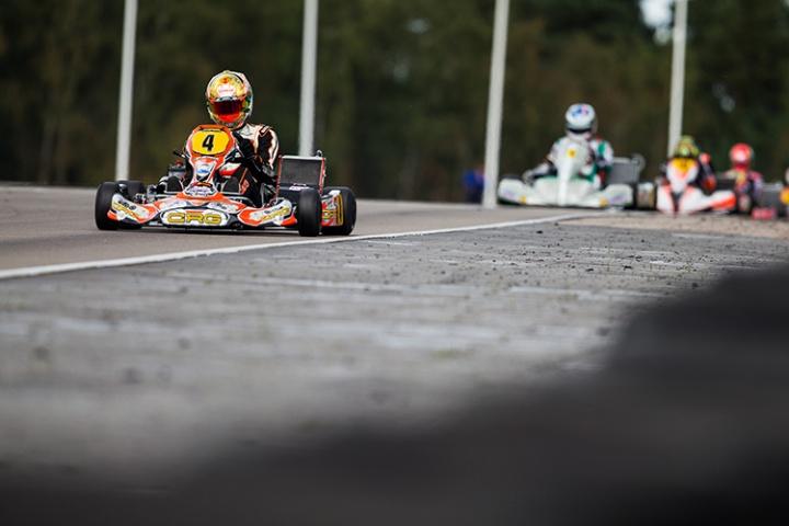 Mondiale Karting. Paolo De Conto è Campione del Mondo KZ. En plein Crg