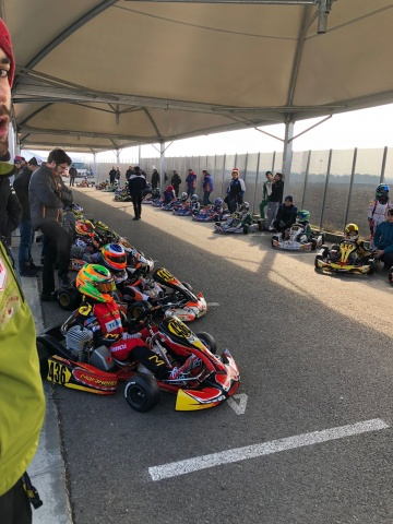 23ma Winter Cup –  Qualifiche Mini Rok