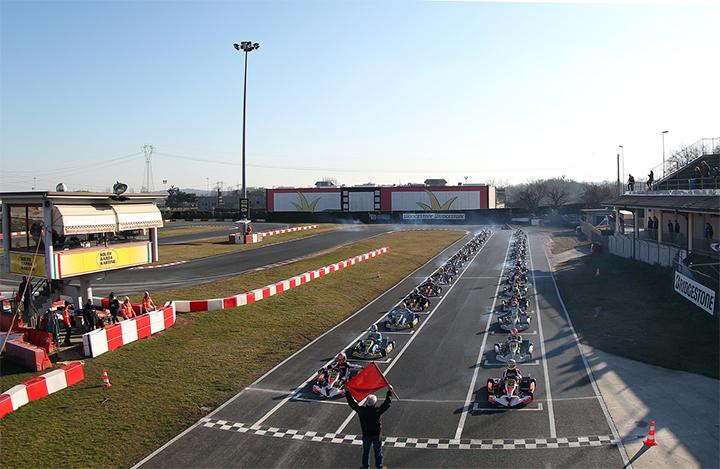 Iscrizioni aperte per la Winter Cup 2017 al South Garda Karting di Lonato