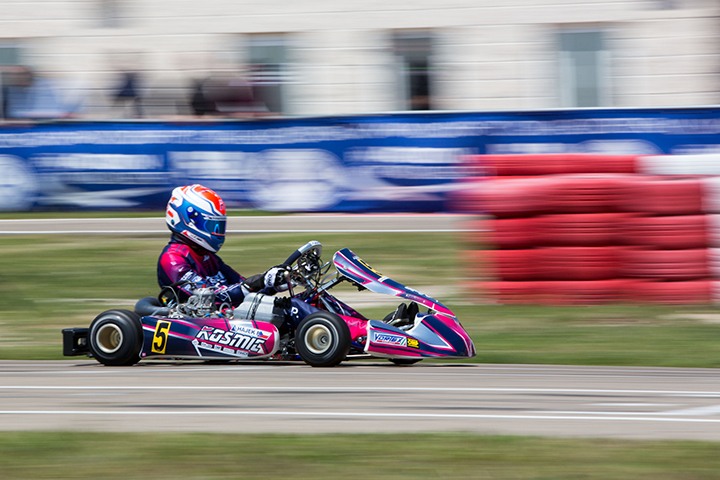 Kosmic Kart Racing Department pronto ad un esordio al top