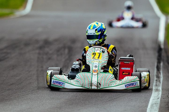 Blomqvist sceglie KSM Schumacher per chiudere il 2017