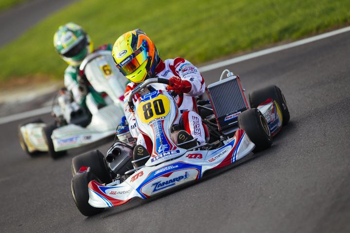 CIK-FIA World OK Championship – Report Finale