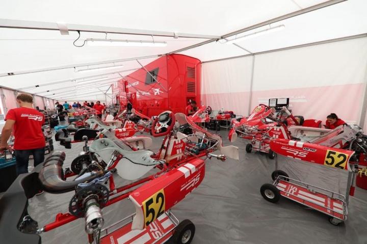 Ralf Schumacher sceglie Pacitto per la Mini