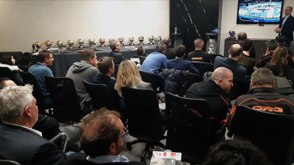 """Positivo meeting di """"Business Opportunity"""" per CRG"""