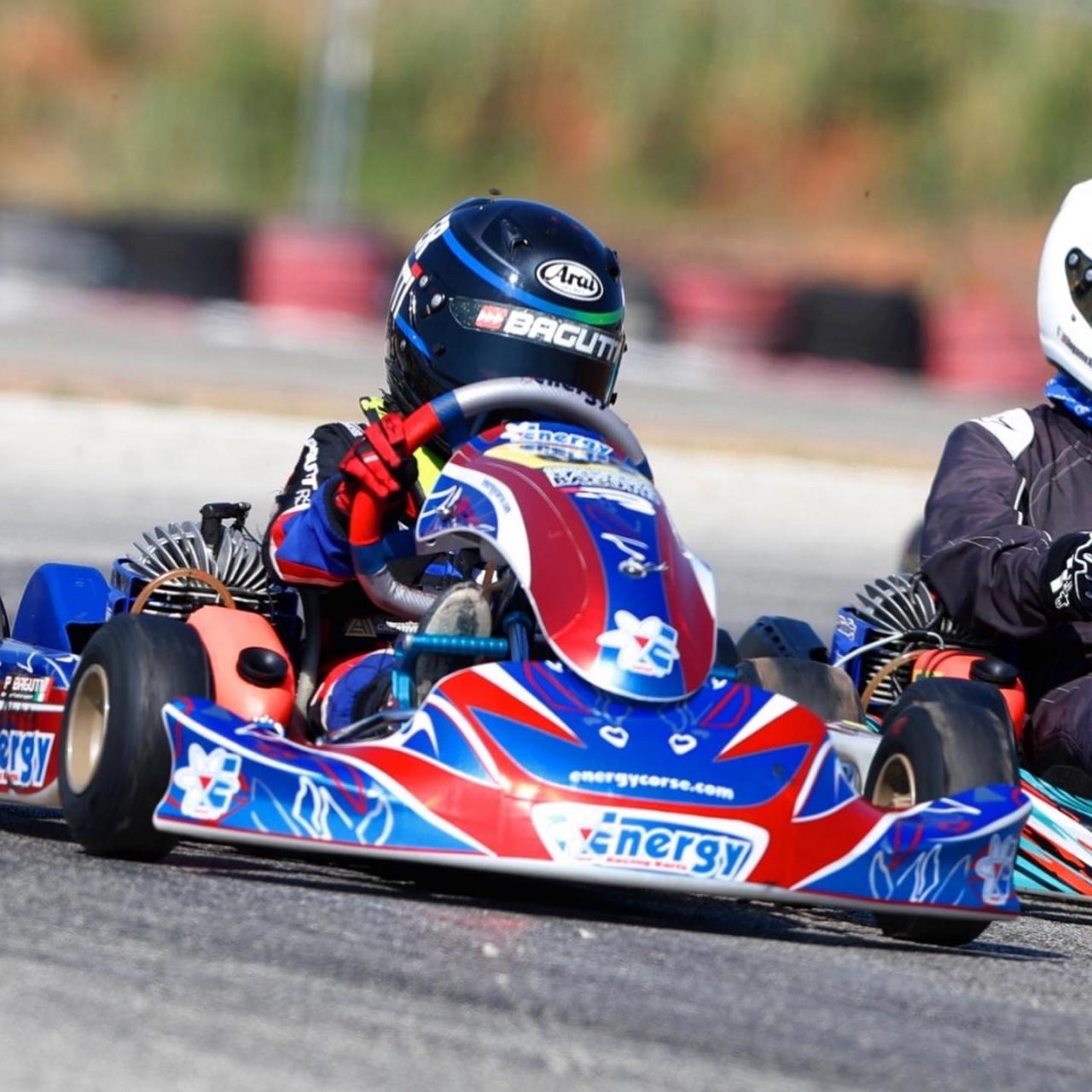 Pietro Bagutti: Motorsport come spirito guida