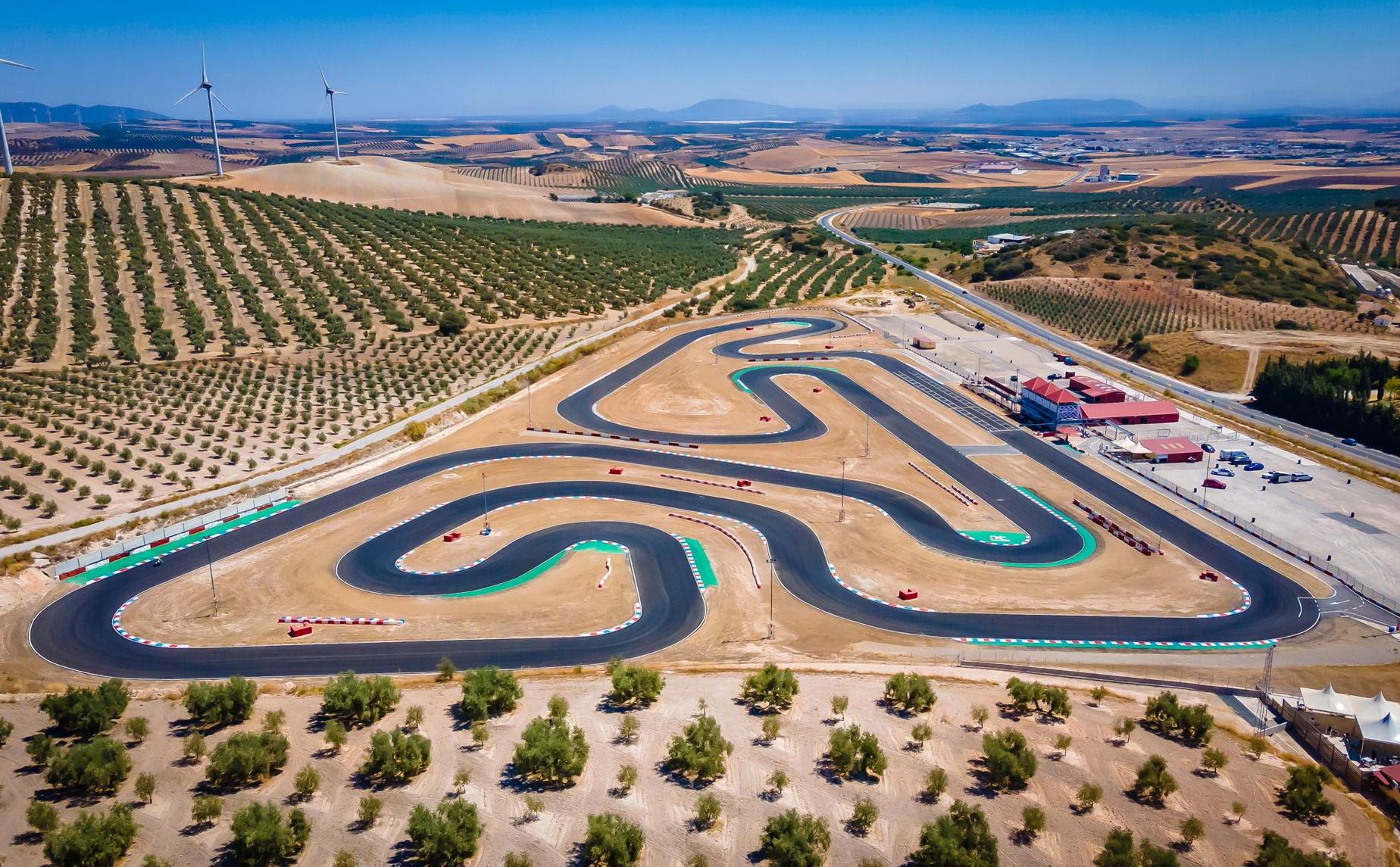 Ufficiale: il circuito di Campillos ospiterà il Mondiale FIA Karting OK e OKJ!