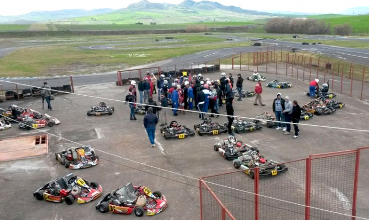 Cup Race Sicilia. Test collettivi a Ramacca