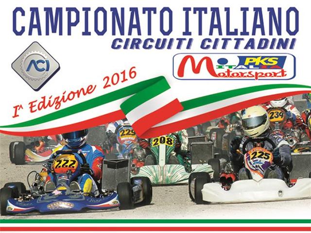 Rinviata in altra sede e altra data la Finale Nazionale del Campionato Italiano Circuiti Cittadini