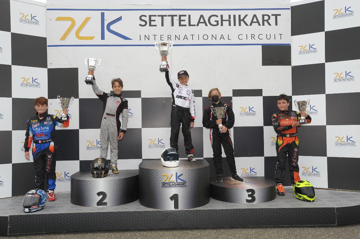 Castelletto - Round 4, Report