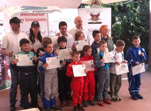 Green Karting School: arrivano i primi diplomati 2014!