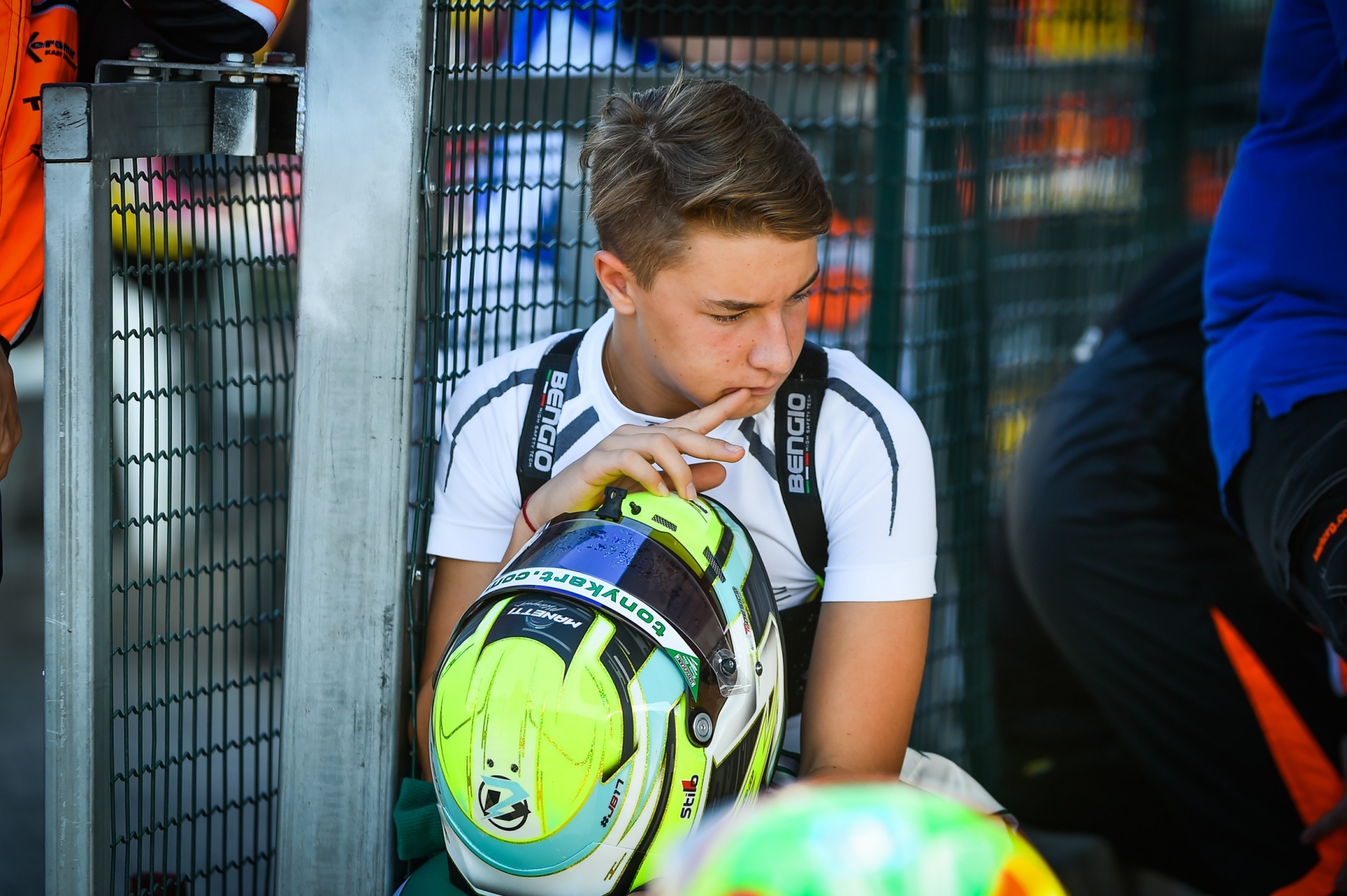 Luca Bosco, futuro vincente