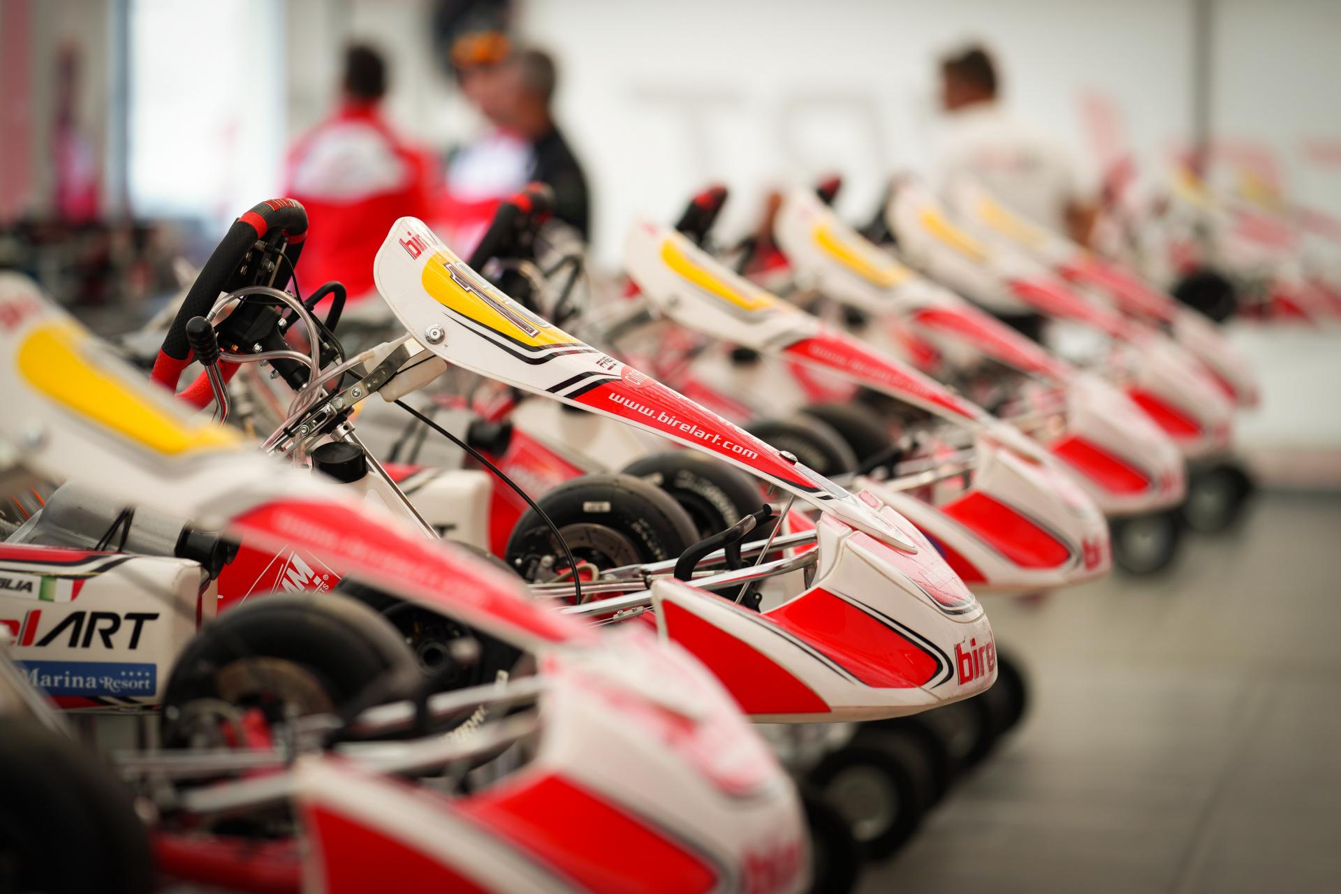 Birel ART Racing presenta la line-up piloti 2021