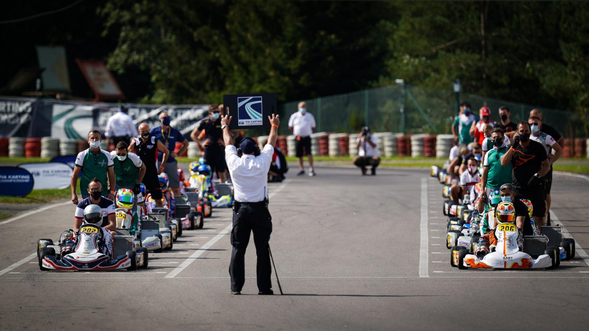 FIA OK/OKJ World Championship – In Portogallo la resa dei conti mondiale